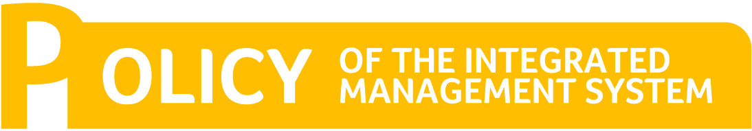 Policy of the Integrated Management System
